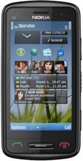 Nokia C6 Cep Telefonu (Yenilenmiş)