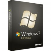 Microsoft Windows 7 Ultimate Dijital Lisans