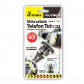 Automix Manyetik Telefon Tutucu Izgara Tipi