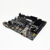 Quadro H61 H61 B75u3 Ddr3 S+v+gl 1155p (Matx)