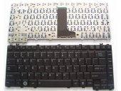 Toshiba Satellite M300 Siyah Notebook Klavye (Tr) Q Tuş Dizilimli Klavye
