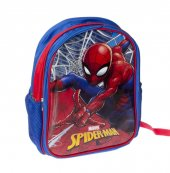 Spiderman Okul Çantası