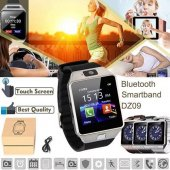 Dz09 Smart Watch Hafıza Kartlı Kameralı Akıllı Saat