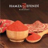 Hamza Efendi Baharat Toz Kırmızı Biber 560 Gram