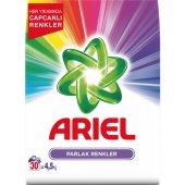 Ariel 4,5 Kg Toz Çamaşır Deterjanı Parlak Renkler