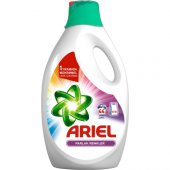 Ariel Sıvı Çamaşır Deterjanı 33 Yıkama 2li Paket+fairy 675 Ml