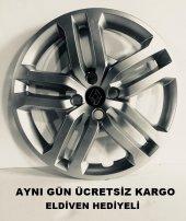 Renault 16 İnç Kırılmaz Jant Kapağı 4 Adet A+ Kali...