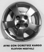 Hyundai 13 İnç Kırılmaz Jant Kapağı 4 Adet Eldiven...