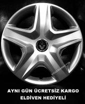 Renault Fluence Megane 16 İnç 4 Lü Set Jant Kapağı...