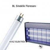 4 Watt T5 Bl Sineklik Cihazı Ampulü, 14 Cm