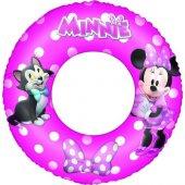 Bestway Minnie Lisanslı Kız Çocuk 56 Cm Deniz Ve P...
