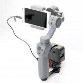 Dji Osmo Mobile 2 Mikrofon Işık Youtuber Seti V1 ...