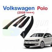 Vw Polo V (2009 +++) Cam Rüzgarlığı Avant Tip