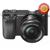 Sony A6000 16 50mm Lens Kit Wi Fi Aynasız Fotoğraf Makinesi