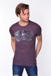 ıcb London Faravahar Baskılı T Shirt