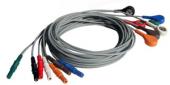 Ekg Kablo Elektrod 6 Adet
