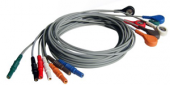 Ekg Kablo Ekg Elektrodu 1 Adet