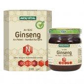 2 Adet Aksu Vital Ginseng Arı Sütü,polen,bal Karışımı (N10000)
