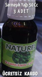 Naturel Sarmaşık Yağı 50 Cc 3 Adet Ücretsiz Kargo...