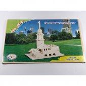 Ahşap Kız Kulesi Maketi 3d Puzzle