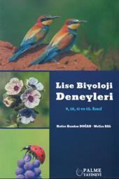 Lise Biyoloji Deneyleri 9,10,11 Ve 12 Sınıf Palme Kitabevi