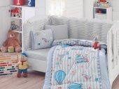 Cottonbox Ranforce Bebek Uyku Seti Gezgin (Bebeğin...