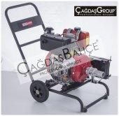 Omega Wbp2 75 2 Inch Dizel Yüksek Basınç Su Motoru 7 Hp
