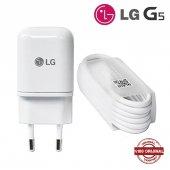 Lg G5 Hızlı Sarj Cihazı + Usb Type C Şarj Kablosu...