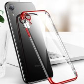 Iphone X Arka Kapak Şeffaf Telefon Kılıfı