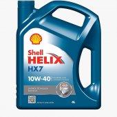 Shell Helix Hx7 10w 40 (Üretim Tarihi 2019) Alofil...