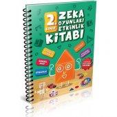 Pal 2. Sınıf Zeka Oyunları Etkinlik Kitabı