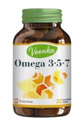 Voonka Omega 3.5.7 32 Kapsül
