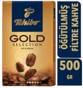 Tchibo Gold Selection Öğütülmüş Filtre Kahve 500 G...