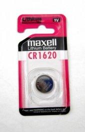 Maxell Cr1620 Lithium Battery 5li Paket