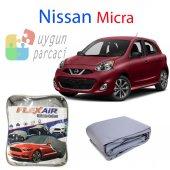 Nissan Micra Oto Koruyucu Branda 4 Mevsim (A+ Kalite)