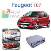 Peugeot 107 Araca Özel Koruyucu Branda 4 Mevsim...