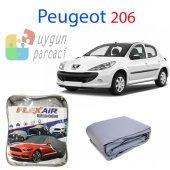Peugeot 206 Araca Özel Koruyucu Branda 4 Mevsim (A+ Kalite)
