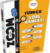 Günay Yayınları 8.sınıf Türkçe Zoom Serisi Soru Bankası