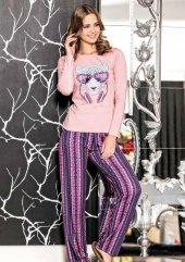 Kışlık Pijama Takımı 1065