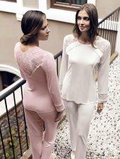 2 Li Penye Pijama Takımı 2027