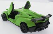 çek Bırak Yeşil Metal Spor Araba Sl6607b