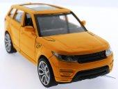 çek Bırak Sarı Metal Araba Sl6602bl