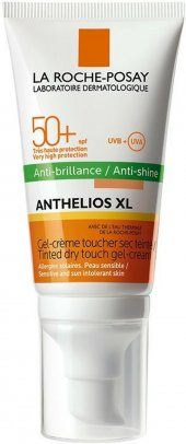 La Roche Posay Anthelios Xl Spf 50+ Tinted Dry Touch Gel Cream 50 Ml