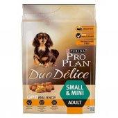 Pro Plan Duo Delice Small Adult Tavuklu Küçük Irk Yetişkin Köpek
