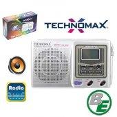 Technomax Tm 6602 Radyo Dıgıtal Kılıflı
