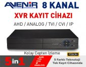 Avenir 8 Kanal 5in1 1080n Fullhd Kayıt Cihazı Av Tr08 4mn