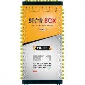 Next Starbox Ye 10 40 Sonlu 4k Multiswich Santral+adaptör Ledli
