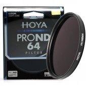 Hoya 72mm Pro Nd64 (6 Stop) Nd Filtre