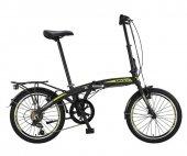 ümit 2036 Folding Alloy 6 Vites 20 Jant Katlanır Bisiklet