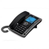 T.tec Tk6101 Masa Üstü Telefon Siyah A.gümüş